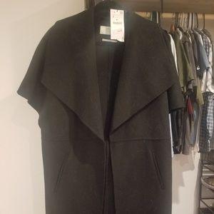 ZARA Wool Peacoat